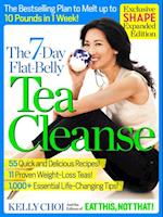 7-Day Flat-Belly Tea Cleanse - Exclusive Shape Expanded Edition