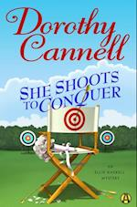 She Shoots to Conquer (Ellie Haskell)