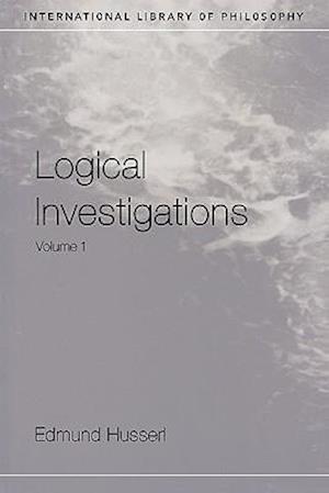 Logical Investigations af D Moran, Sir Michael Dunnett, J N Findlay