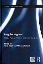 Irregular Migrants af Alice Bloch
