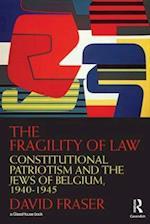 The Fragility of Law af David Fraser