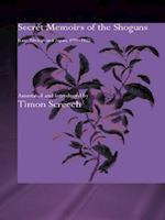 Secret Memoirs of the Shoguns af Isaac Titsingh