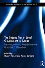 The Second Tier of Local Government in Europe af Hubert Heinelt, Xavier Bertrana Horta