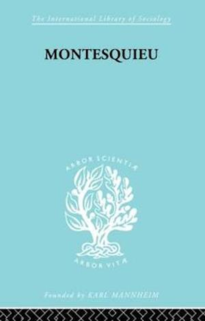 Montesquieu af Werner Stark