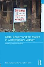 State, Society and the Market in Contemporary Vietnam af Hue-Tam Ho Tai