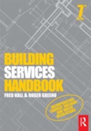 Building Services Handbook af Roger Greeno, Fred Hall