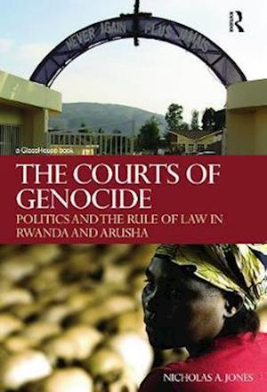 The Courts of Genocide af Nicholas Jones