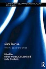 Slum Tourism af Malte Steinbrink, Fabian Frenzel, Ko Koens