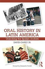 Oral History in Latin America