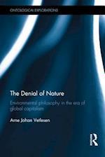 The Denial of Nature af Arne Johan Vetlesen