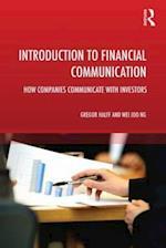 Introduction to Financial Communication af Gregor Halff