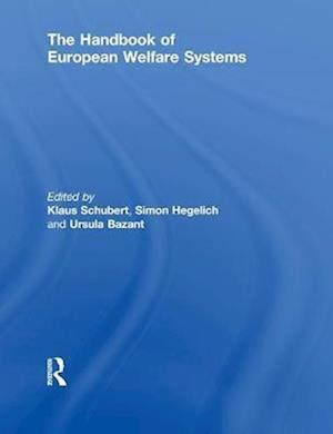 The Handbook of European Welfare Systems af Klaus Schubert