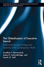 The Globalization of Executive Search af Jonathan V Beaverstock, Sarah Hall
