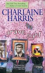 Grave Sight (Harper Connelly Mysteries)
