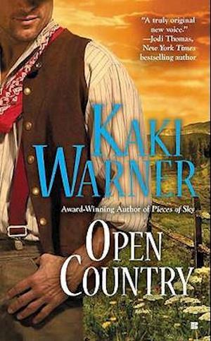 Open Country af Kaki Warner