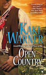 Open Country af Kaki Warner