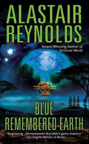Blue Remembered Earth af Alastair Reynolds
