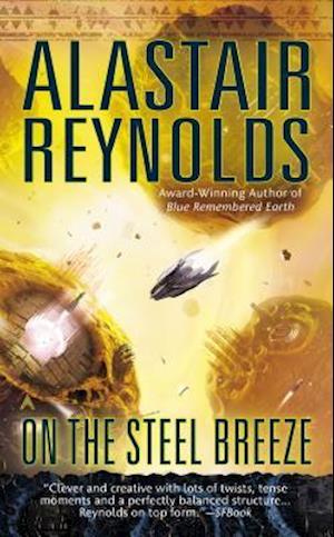 On the Steel Breeze af Alastair Reynolds