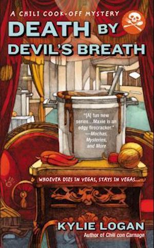 Death by Devil's Breath af Kylie Logan
