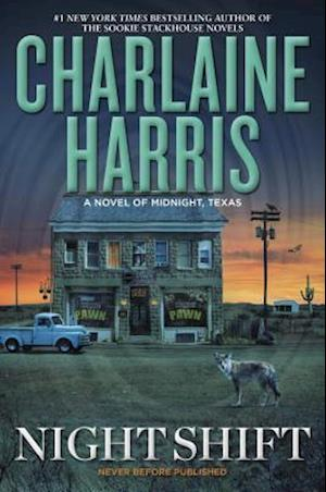 Night Shift af Charlaine Harris