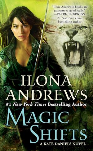 Magic Shifts af Ilona Andrews