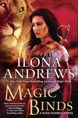 Magic Binds af Ilona Andrews
