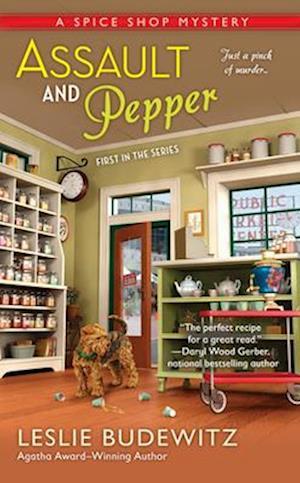 Assault and Pepper af Leslie Budewitz