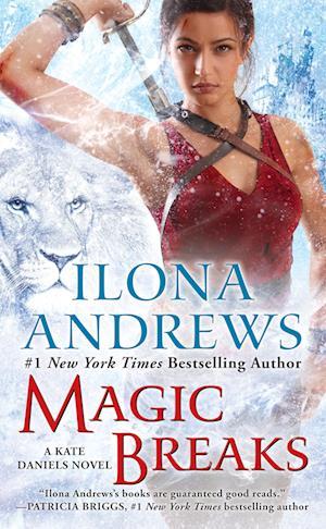 Magic Breaks af Ilona Andrews