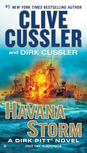 Havana Storm af Clive Cussler
