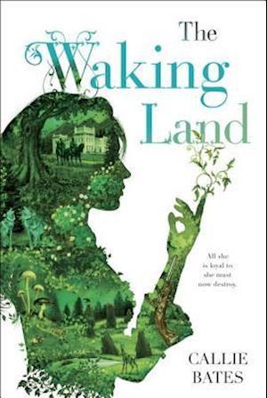 Bog, hardback The Waking Land af Callie Bates