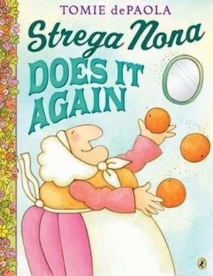 Bog, paperback Strega Nona Does It Again af Tomie Depaola