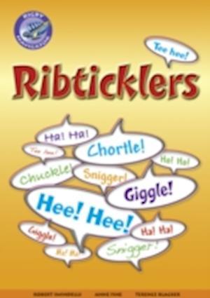 Navigator New Guided Reading Fiction Year 6, Ribticklers GRP af Robert Swindells, Anne Fine, Terence Blacker