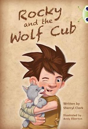 Rocky and the Wolf Cub af Sherryl Clark