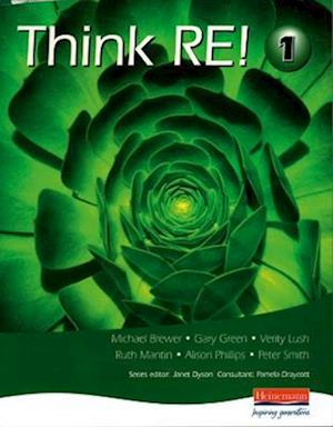Think RE: Pupil Book 1 af Alison Phillips, Cavan Wood, Gary Green