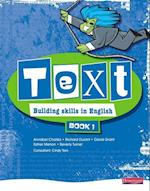 Text Building Skills in English 11-14 Student Book 1 af Beverley Turner, Annabel Charles, Richard Durant