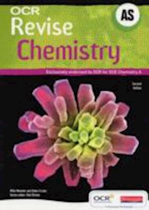 REVISE AS Chemistry for OCR A af Helen Eccles, Mike Wooster, Rob Ritchie