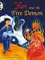 Yun and the Fire Demon (Purple A) af Charlotte Raby