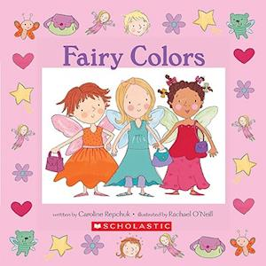 Fairy Colors af Caroline Repchuk