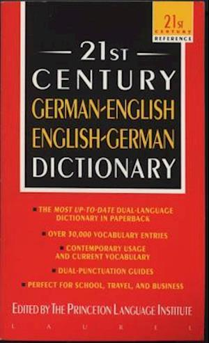 21st Century German-English English-German Dictionary af Not Available