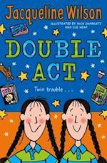 Double Act af Sue Heap, Jacqueline Wilson, Nick Sharratt