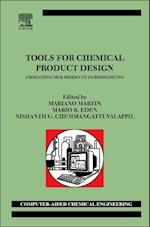 Tools For Chemical Product Design (Computer-aided Chemical Engineering)