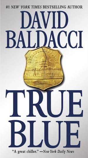 True Blue af David Baldacci