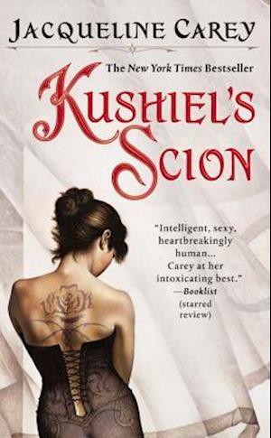 Bog, paperback Kushiel's Scion af Jacqueline Carey