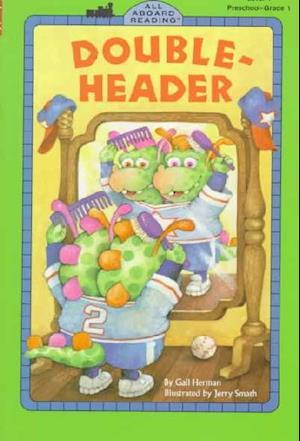 Bog, paperback Double-Header af Gail Herman
