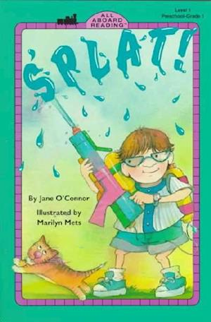 Bog, paperback Splat! af Sandra O'Connor, Jane O'Connor