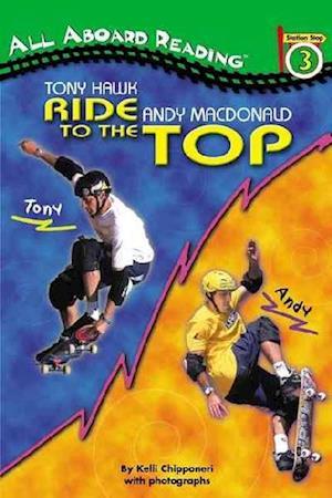 Bog, paperback Tony Hawk and Andy MacDonald af Alice Dieterich