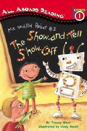Bog, paperback Me and My Robot #2 af Tracey West