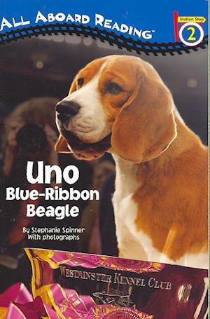 Bog, paperback Uno af Stephanie Spinner
