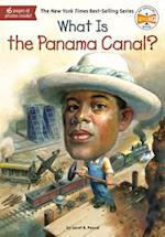 What Is the Panama Canal? af Janet Pascal