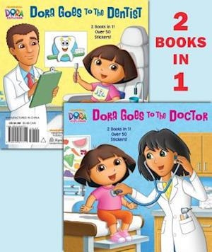Dora Goes to the Doctor/Dora Goes to the Dentist af Random House